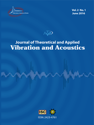 Journal of Theoretical and Applied Vibration and Acoustics